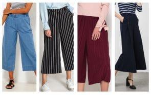 Rafraîchis tes chevilles grâce à notre sélection de jupes-culottes !