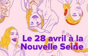 Sophie-Marie Larrouy lance À bientôt de te revoir, un podcast en live à La Nouvelle Seine!
