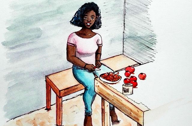 L'avortement et la contraception au Sénégal racontés par 4 jeunes filles