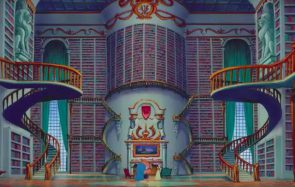 La merveilleuse bibliothèque de La Belle et la Bête a sa réplique parfaite… en Lego !