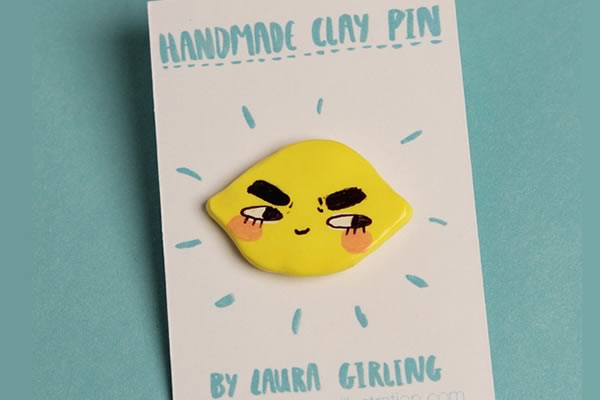 pins citron etsy