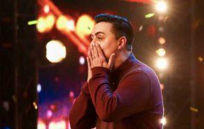 Pourquoi ce magicien de Britain's Got Talent a fait chialer la planète avec le cancer de sa femme