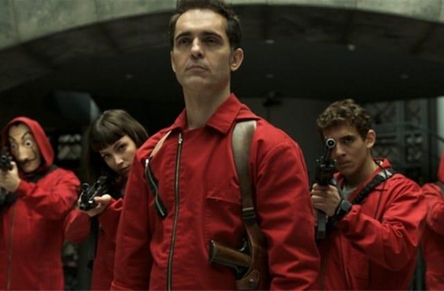 «La Casa de Papel» saison 3 débarquera sur nos écrans en 2019