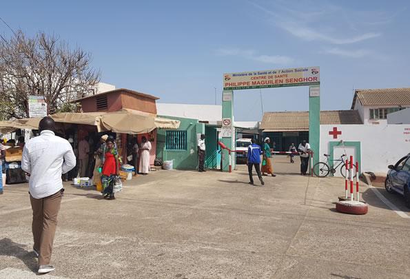 centre de santé senegal