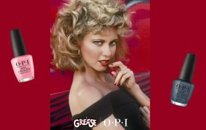 Deviens une Pink Lady avec la collection Grease par OPI