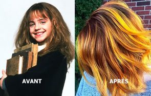 butterbeer hair