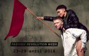 La Fashion Revolution débarque cette semaine, et voilà le programme