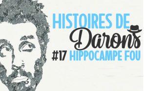 Fab interviewe le rappeur Hippocampe Fou dans Histoires de Darons