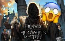 Tous à Poudlard ! Le jeu mobile Harry Potter:Secret à Poudlard EST SORTI !
