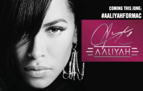 collection MAC Aaliyah