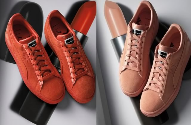 a Collaborent M c Puma Baskets Sur Et Des Cosmetics X71qxwxg