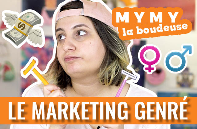 Pourquoi le marketing genré c'est tout pourri?