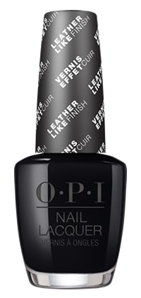 OPI Grease effet cuir