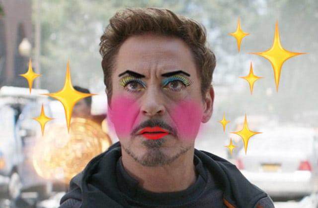 La palette de maquillage Avengers met du Marvel sur ta face