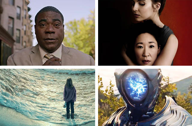 4 nouvelles séries à découvrir au mois d'avril