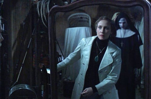 Cette photo du spin-off de The Conjuring va t'empêcher de fermer l'oeil