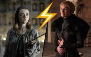Arya et Cersei mêlées dans une étonnante théorie concernant Game of Thrones saison8