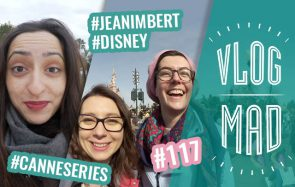 VlogMad n°117 — On teste le menu de Jean Imbert à Disneyland !