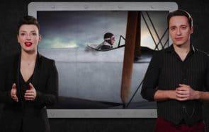 Aude GG et Patrick Baud (Axolot) racontent le destin extraordinaire d'Amelia Earhart dans Virago