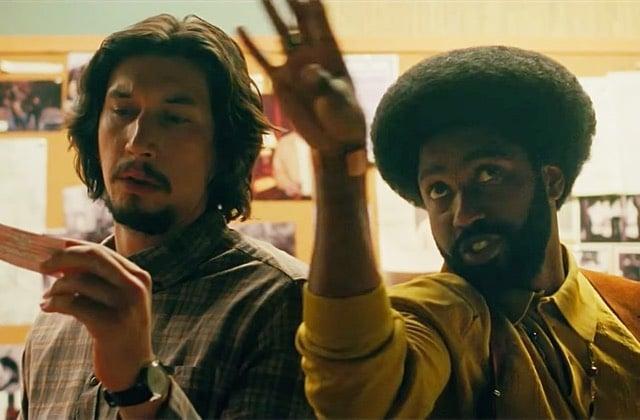 Spike Lee raille le Ku Klux Klan et Trump dans BlacKkKlansman, en compétition à Cannes