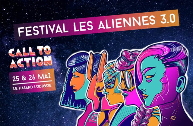Découvre le Festival Les Aliennes, une association féministe et culturelle