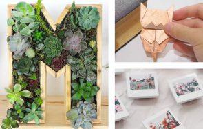 Fabrique ton cadeau pour la Fête des Mères avec ces tutos DIY!