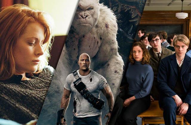 3 films à voir cette semaine, entre animaux géants, RDA, et passage à l'âge adulte