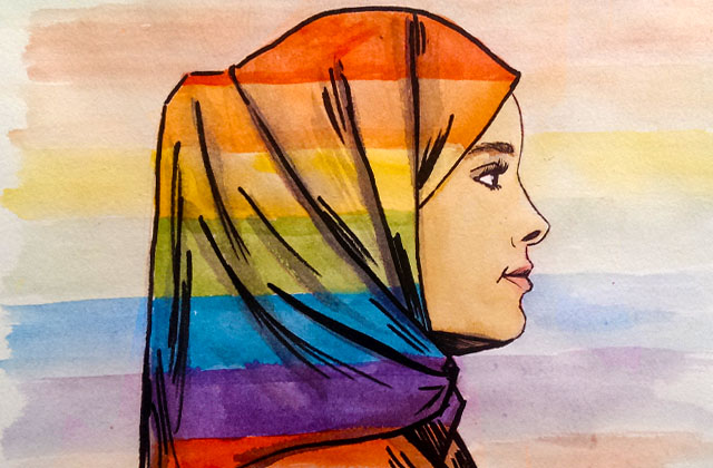 Je suis libanaise, je suis bisexuelle, je suis devenue athée, et j'ai hâte d'être libre