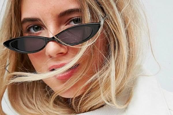 lunettes étroites asos