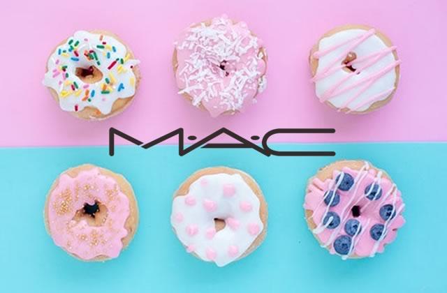 M.A.C prépare une collection gourmande inspirée des desserts