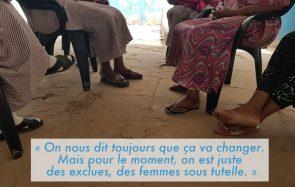Avec les femmes réfugiées de Dakar, en suspens entre deux vies