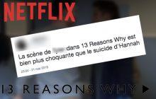 La scène ultra-choquante de 13 Reasons Why saison 2 expliquée par le producteur