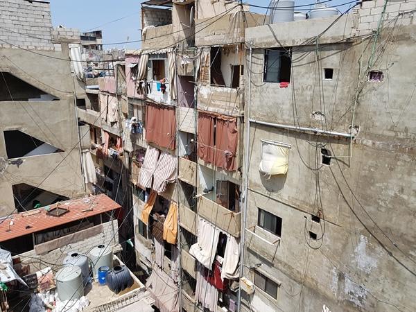 Shatila-camp-refugiés