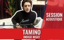 Malo' chante « Be (who you wanna be) » en acoustique