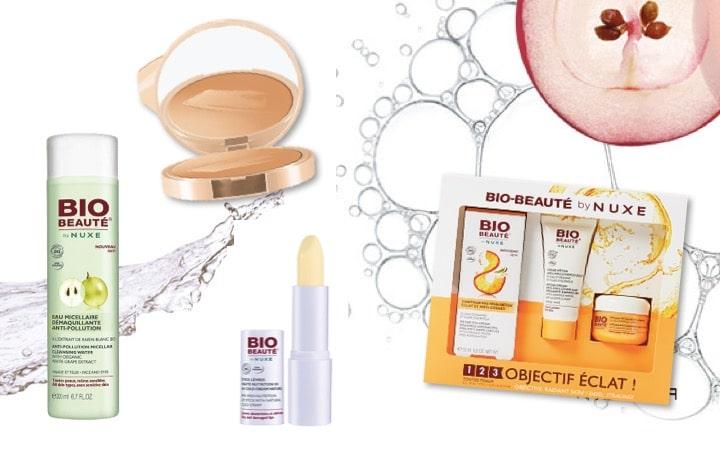 12 produits Bio-Beauté® by Nuxe à moins de 20€ pour prendre soin de ton visage