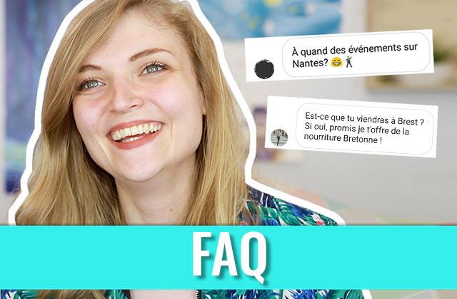 La Grosse Teuf madmoiZelle partout en France ? FAQ sur les événements !