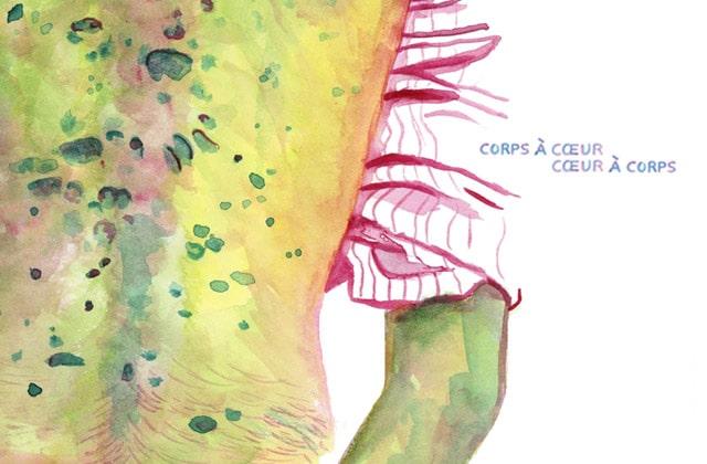 Mes cicatrices d'acné dans le dos me complexaient, j'ai fini par les accepter