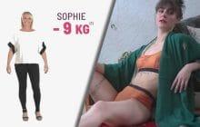 J'aime mon corps, mais sans mes kilos:quand le discours de Marion Séclin inspire une pub pour… des régimes?
