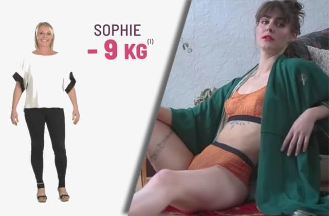 J'aime mon corps, sans mes kilos:quand le discours de Marion Séclin inspire une pub pour… des régimes?