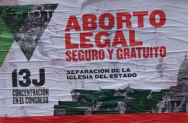 En Argentine, les parlementaires ont voté en faveur de l'avortement – Direct