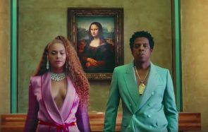 Beyoncé et Jay-Z Louvre