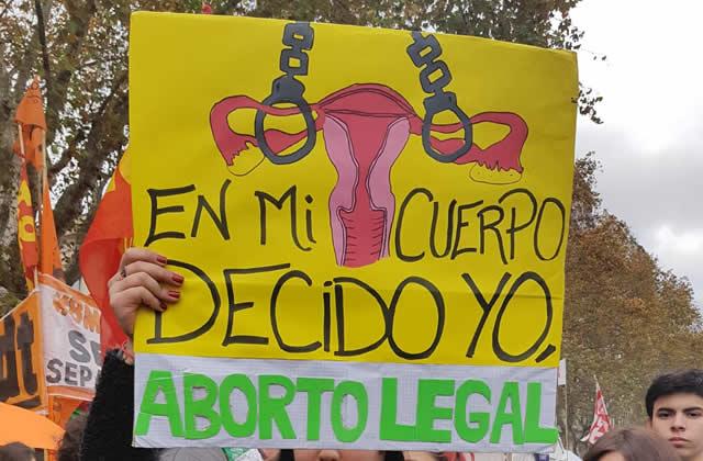 Avec celles qui garantissent l'accès à l'IVG en Argentine coûte que coûte