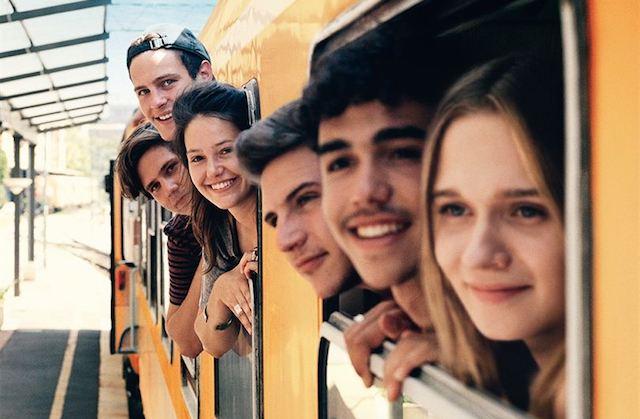 5 jeunes adultes partent en voyage initiatique dans Interrail, un film juste et touchant
