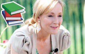 J.K. Rowling a trois projets de livres, et dans trois genres différents !