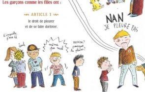 Contre le sexisme dans la littérature jeunesse, la Charte des auteurs et illustrateurs s'engage !