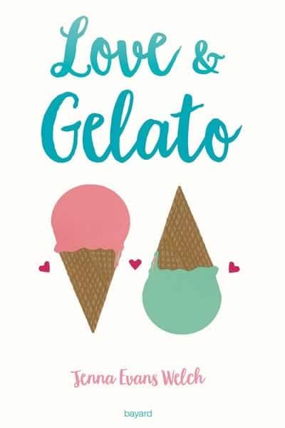 love and gelato livre