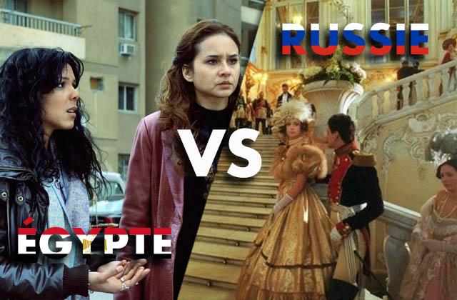Le match des films #1 : Russie VS Égypte