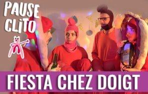 Charlie fait la fiesta chez M.Doigt dans la Pause Clito #3 (et ça rime)