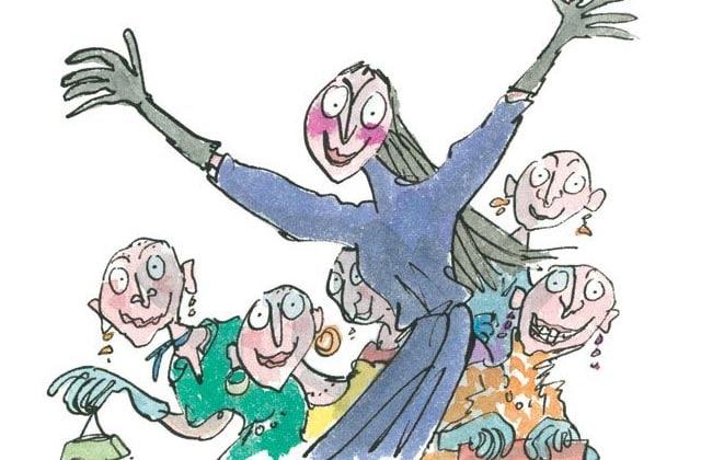 Sacrées Sorcières, le roman de Roald Dahl, pourrait être adapté au cinéma par un réalisateur de choix