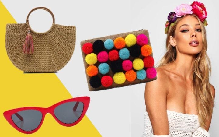 12 accessoires Boohoo pour invoquer l'été (-20% avec le code MAD20)